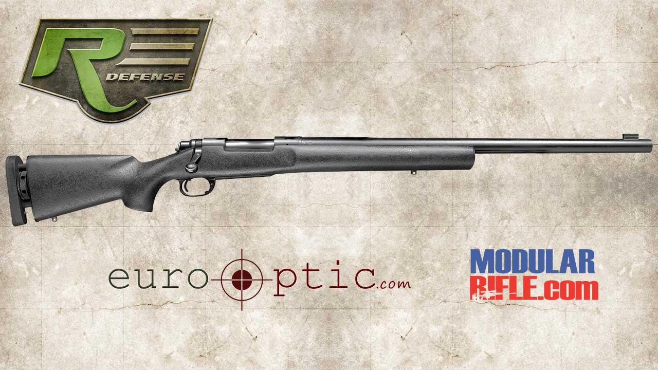 Picture of a Remington Defense M24 Sniper Rifle 86715