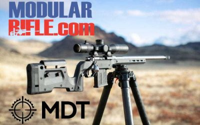 MDT XRS Chassis System for Rifles